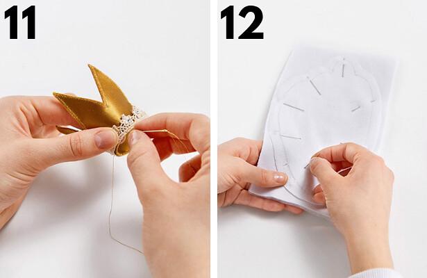 Swan DIY STEPS 11 12