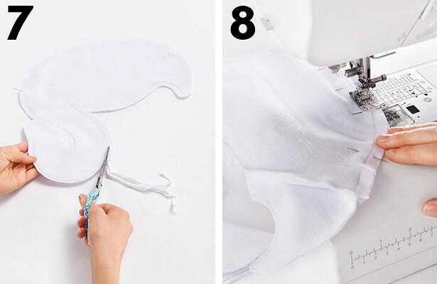 Swan DIY STEPS 7 8