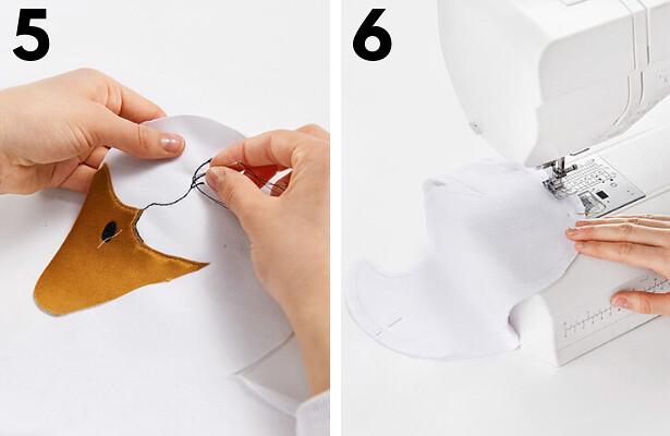 Swan DIY STEPS 5 6