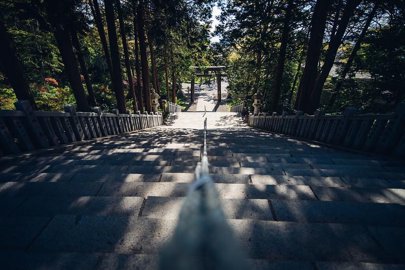 八幡宮|函館