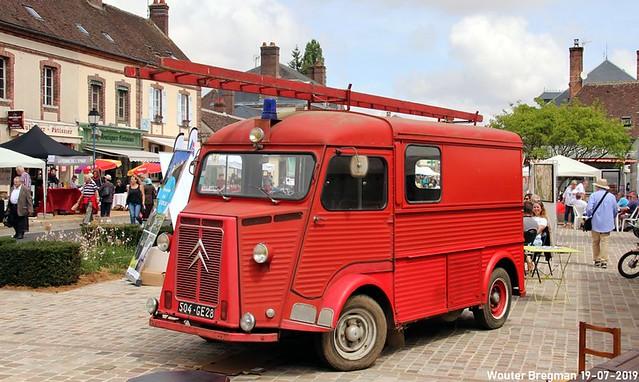 Citroën HY 1965