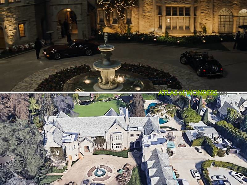 Playboy Mansion Tarantino movie