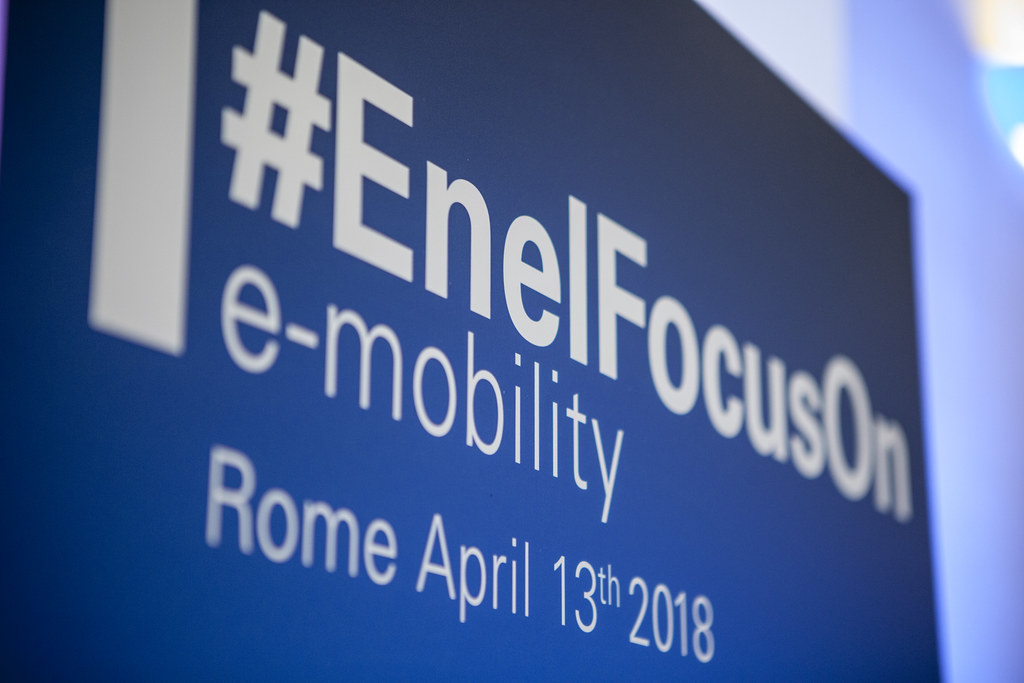 eMobility with Brian Solis #ENELFOCUSON
