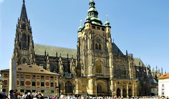 Catedral de San Vito (Praga)