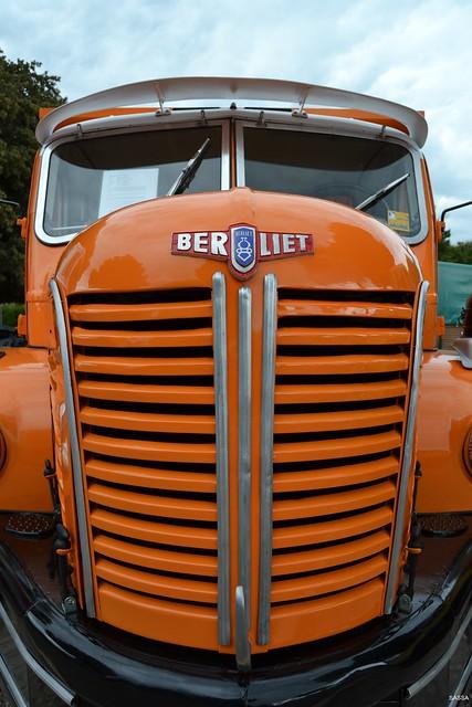 BERLIET GLR - 1955