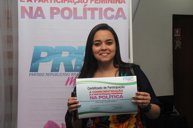 A Conscietização e a Participação Feminina na Política
