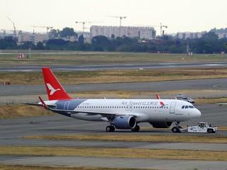 Air Travel A320neo B-30A2