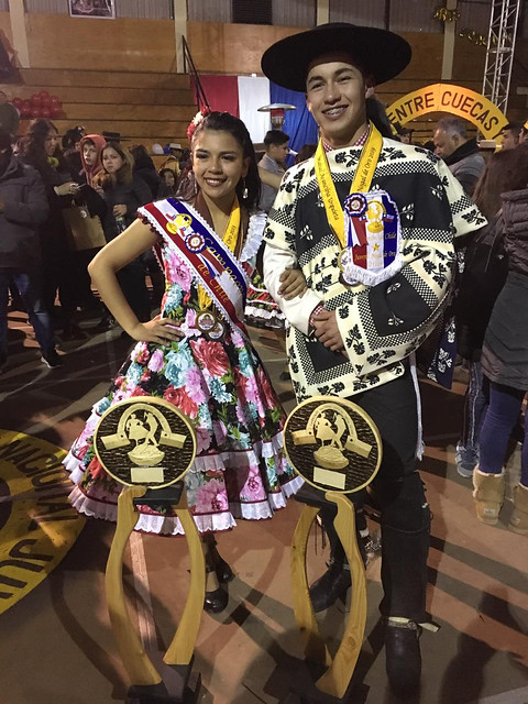 Alan Lara Campeón Nacional de Cueca
