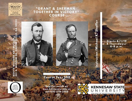 Registration remains open for this course starting next Thursday, August 1! #civilwar