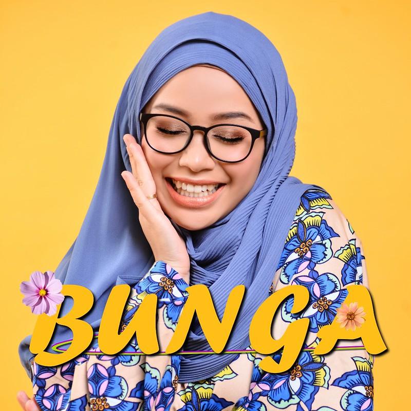 Bunga Single Cover