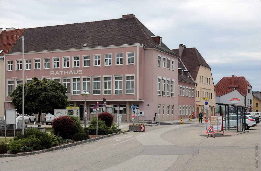 Атнанг-Пуххайм, Австрия