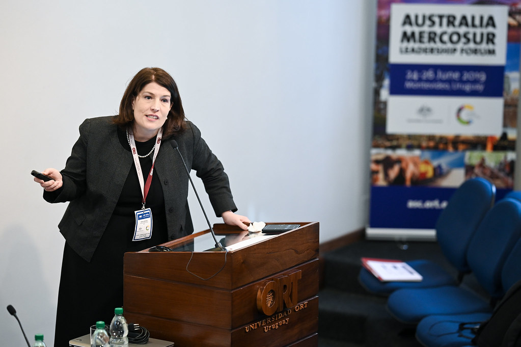 Australia – Mercosur Leadership - Bienes públicos en la industria de la carne: Australia como punto de referencia