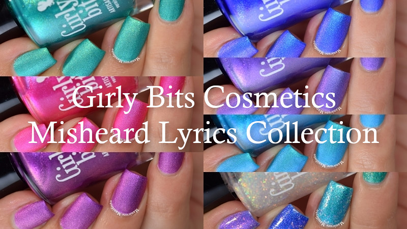 Girly Bits Misheard Lyrics Collection