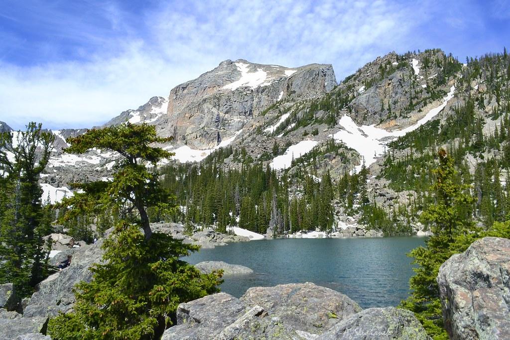 Rocky Mountain NP - Lake III
