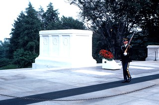 Tomb of the Unknown Soldier on 6-26-78
