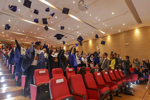 Graduación de bachilleres de Educación Especializada, Sierra - Amazonía 2018-2019