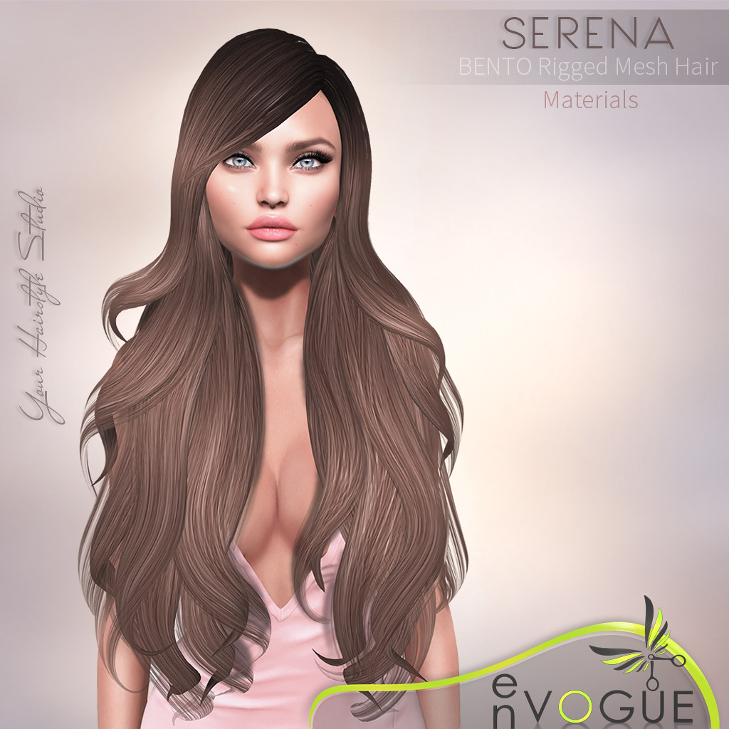 ● ❤️ ● enVOGUE – SERENA Hair – Bento ● ❤️ ●