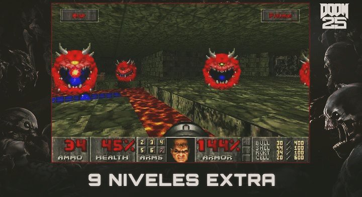 Doom I y II  llega a la Playstore