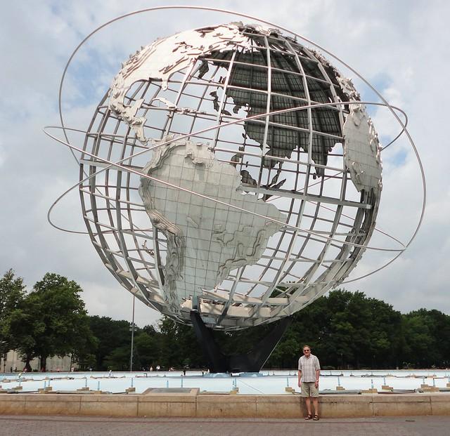 1964\1965 New York World's Fair - Unisphere