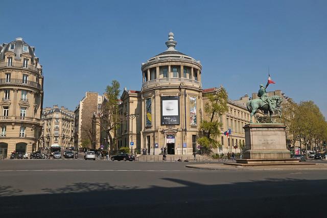 Place d'Iéna - Paris (France)