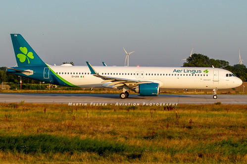 EI-LRA // Aer Lingus // A321-253NX/LR // MSN 8887 | by Martin Fester - Aviation Photography