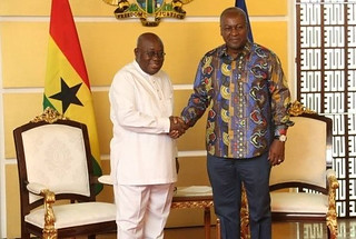 Ghana Politics - The Akufo Addo Deprecated Former President About Cocoa Production