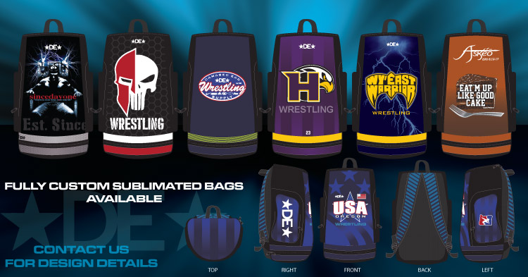 Fully Customized Bags