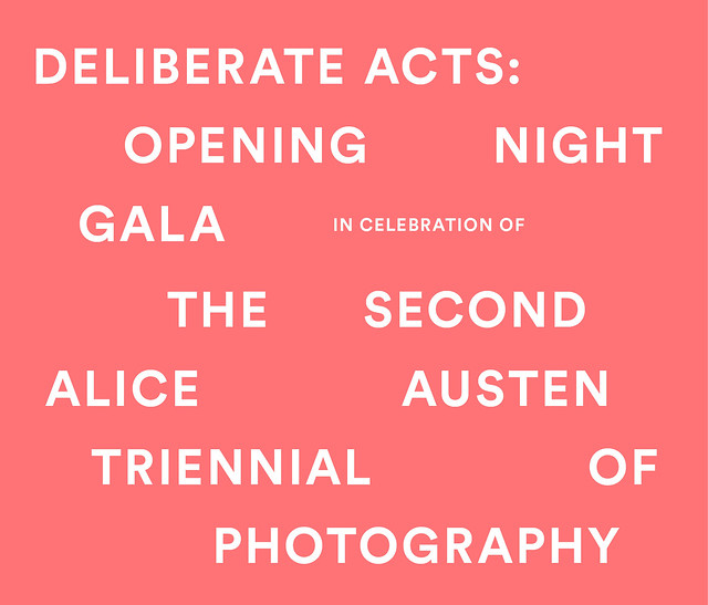 Deliberate Acts: Opening Night Gala for the Alice Austen Triennial of Photography