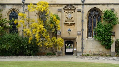 2019.02200 Front Quad, St. John's College, Oxford