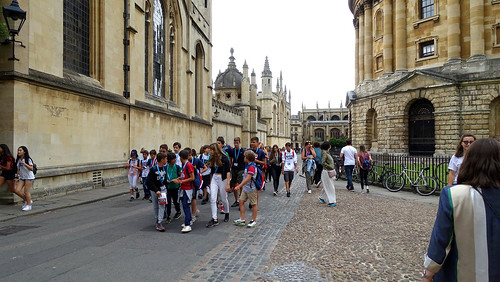 2019.02266a The Radcliffe Camera. Oxford, and All Souls