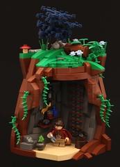 Henrietta's Hideaway by ForlornEmpire