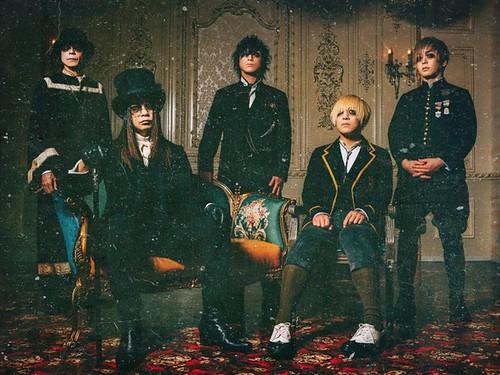 日本搖滾樂團 Mucc 各成員生日單曲 宣傳影片公開 1