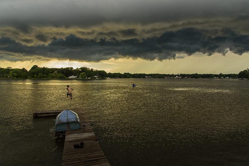 Ignoring the Storm