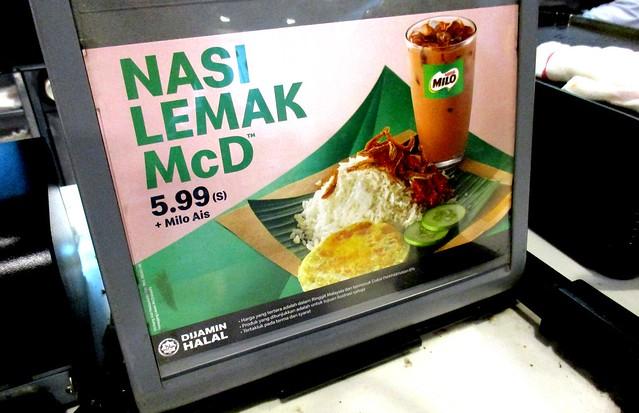 MdD nasi lemak