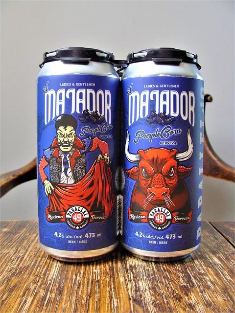 El Matador Purple Corn Cerveza