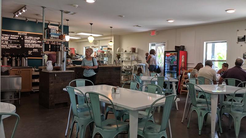 Meriwether Café and Bike Shop, Rocheport, MO