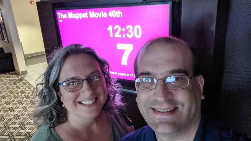 Muppet Movie Screening