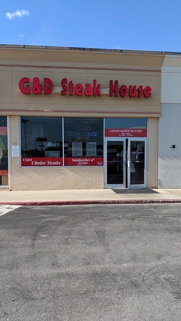 G & D Steakhouse