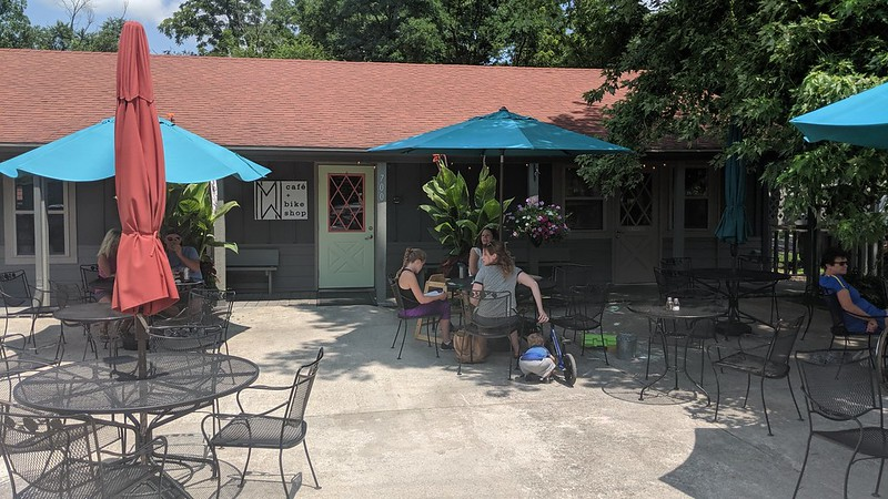 Meriwether Café and Bike Shop
