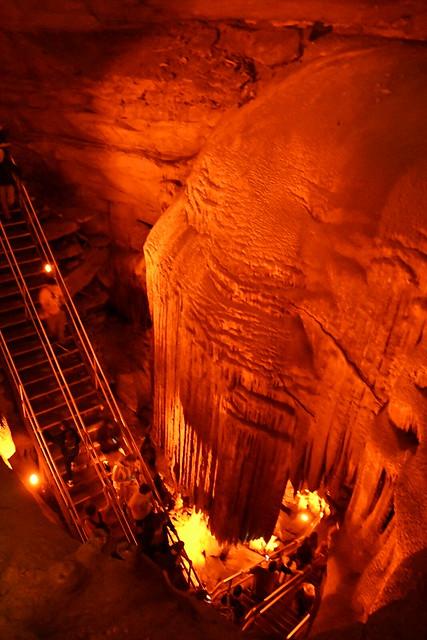 Frozen Niagara, Mammoth Cave