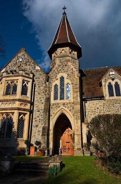 Cullen's Lodge, Ashford Cemetery
