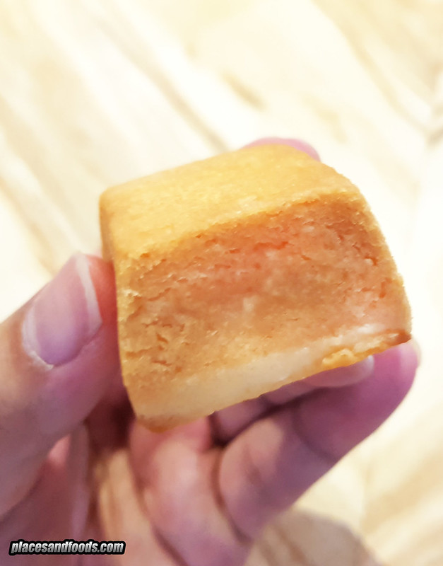 shiseido cheese parlour cheesecake danish