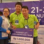Runner Up 1 Collaboration Team