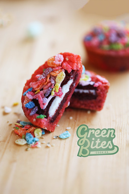 Red Velvet Cup by Green Bites Cookies