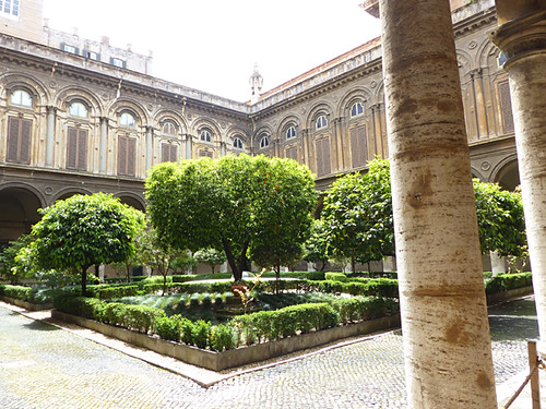 jardin de la Galleria Doria Pamphilj