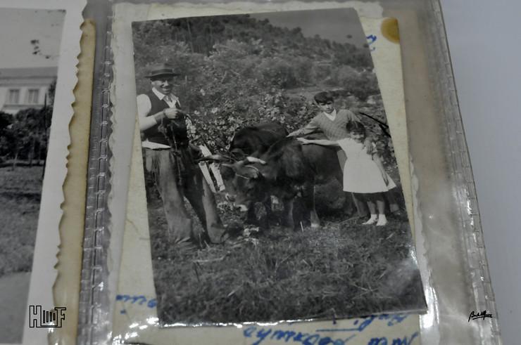 _DSC9157 Álbum em capa de argolas com 655 fotografias e mini-postais a preto e branco