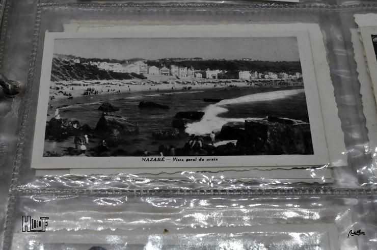 _DSC9162 Álbum em capa de argolas com 655 fotografias e mini-postais a preto e branco