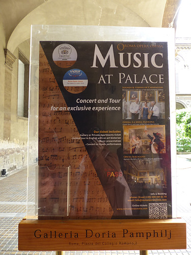 music at palace