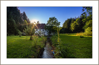 Die alte Mühle (The old mill)