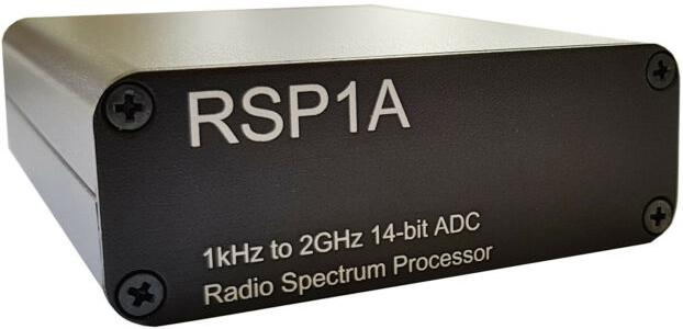 RSP 1A with metal casing